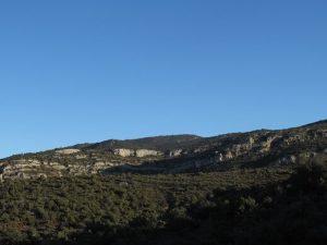 Sierra de La Carrodilla