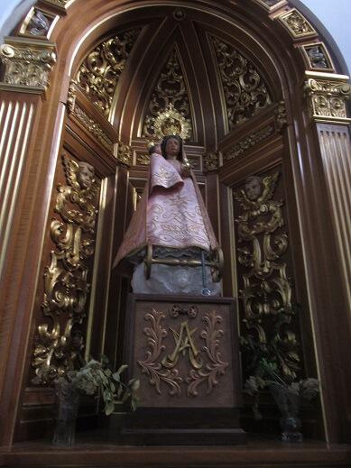Virgen de La Carrodilla