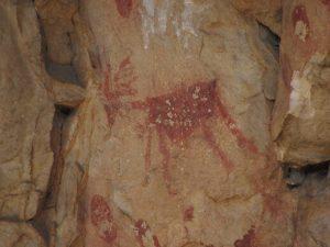 Pinturas rupestres Forau del Cocho