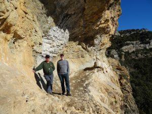 En la Cueva de los Novios