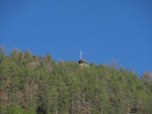 Cruz de la Peña o Santo. San Úrbez de Nocito