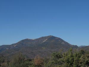 Sierra del Águila