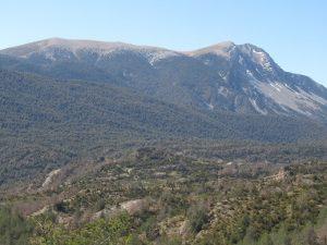 Sierra y Tozal de Guara