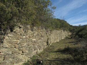 9-feb-19. Camino de La Lecina a Muro de Roda