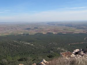 Estribaciones sierra de Herrera