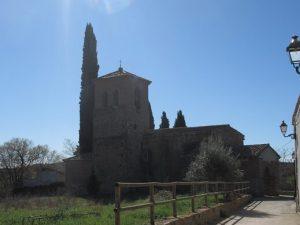 Panzano. San Pedro Apostol