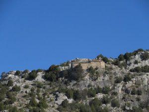 Rodellar. Ermita Virgen del Castillo