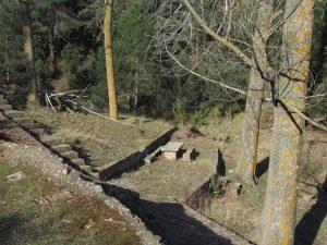 Herrera de los Navarros. Área recreativo de Valdefuen