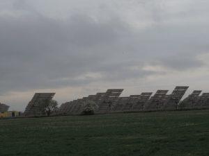 Lastanosa. Parque fotovoltaico