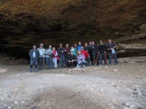 En la Cueva Polvorosa