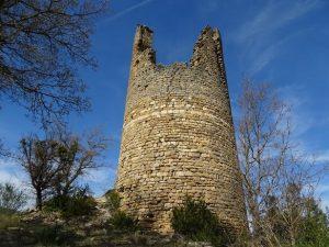 Castillo de Chiriveta