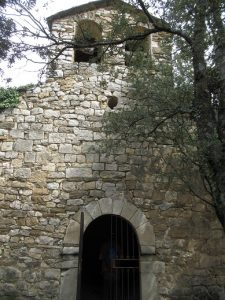 Montgai. Iglesia parroquial