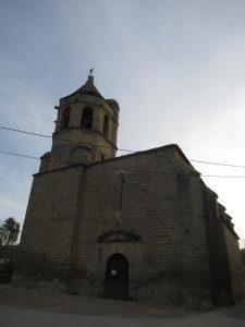 Castigaleu. San Martín