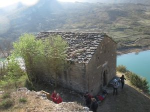 Ermita de Nuestra Señora del Congost