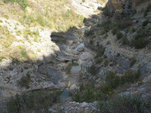 Barranco de las Ortogas o Lliterá