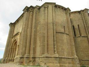 Agüero. Ermita de Santiago