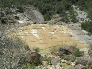 Toboganes en el río Sieste