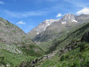 Pico Vignemale / Comachibosa. Al fondo