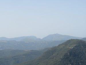 Sierras de Sevil y Balcez, en Guara