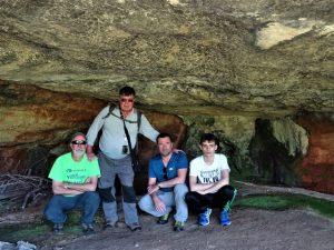 4-5-19. Cueva Casa Fornó