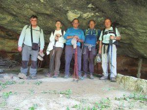 29-5-19. Cueva Casa Fornó