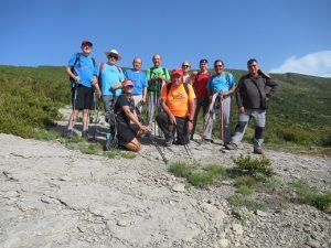 Subida al Pico Nabaín