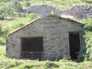 Refugio en la Canal Roya