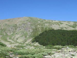 Pico Moncayo