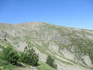 Pico Moncayo. Pozo de San Miguel