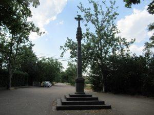 Cruz negra de Veruela