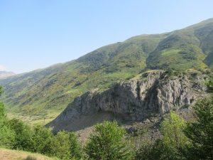 Valle de Guarrinza. Mallo Blanco