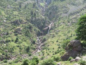 Cascadas del río Aragón Subordán