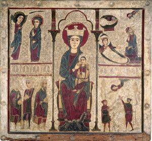 Frontal de la Virgen de la Leche