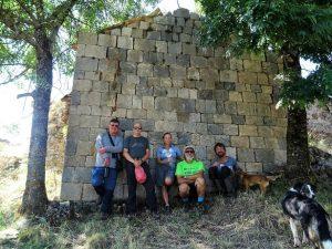 Cima del pico l'Aiguillette