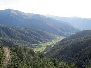 Valle del Sorrosal