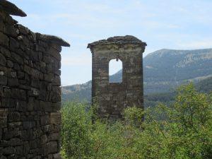 Yosa. Torre de la iglesia