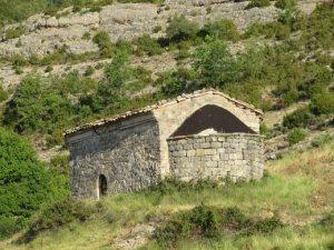 Ermita de Rigatell. Betesa