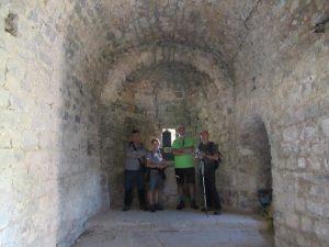 Interior ermita de Rigatell