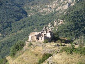 Ruinas aldea de Santa Eulalia