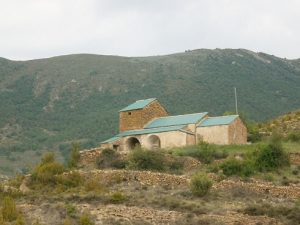 Ermita San Pedro Mártir. Serrate / Padarniu