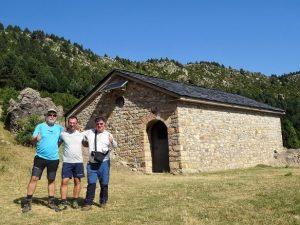 Ermita de las Aras. 4-ags-19
