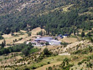 Balneario de Las Vilas del Turbón
