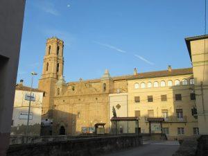 Peralta de la Sal. Santuario San José de Calasanz