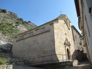Gabasa. San Martín de Tours