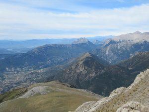 Sierra de Cervín, en primer lugar