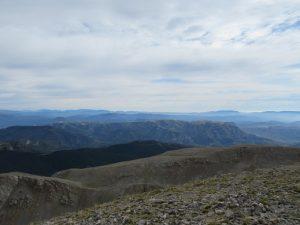 Sierra de Sis, desde El Turbón