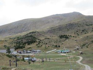 L'Ampriu. Estación invernal de Cerler