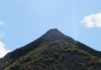 Ruta de subida al Pico Cerler