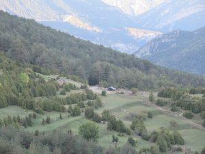 La Margalida y fondo del valle