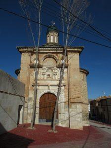 Almonacid de la Cuba. Ermita Virgen de los Dolores